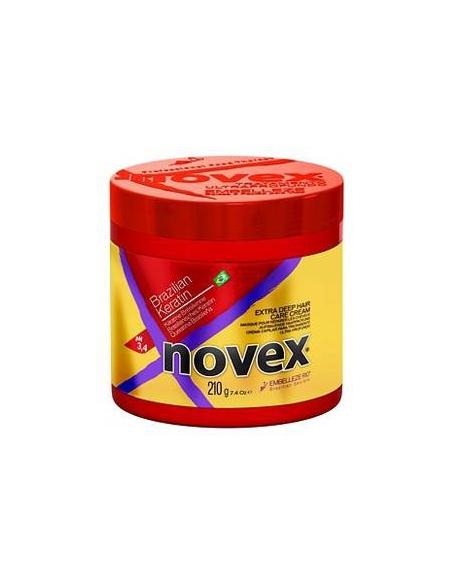 NOVEX BRAZILIAN KERATIN MASQUE 210 gr