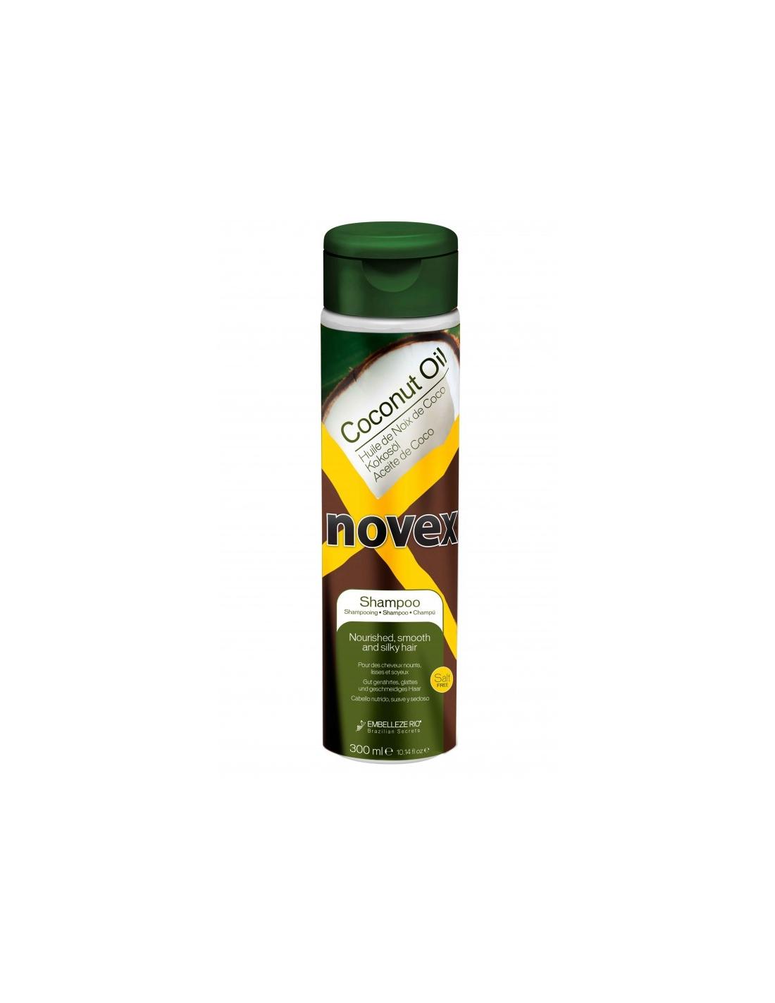novex coconutoil shampoo 300 ml. Black Bedroom Furniture Sets. Home Design Ideas