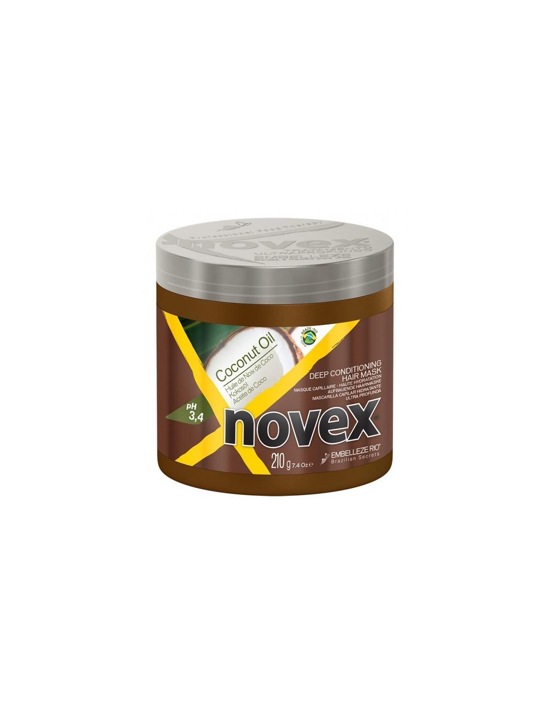 novex coconutoil shampoo 300 ml