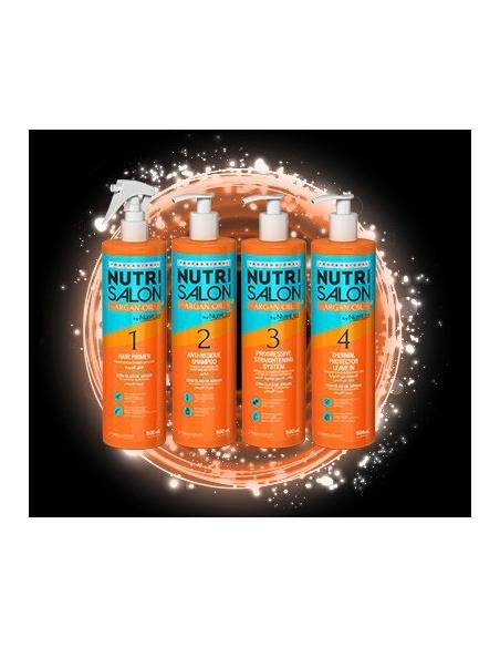 Nutrisalon arganoil 4 x 500 ml