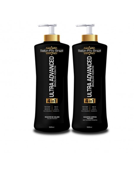 Salon Pro Brazil - Ultra Advanced 2 x 1 l