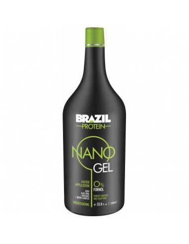BRAZIL PROTEIN NANO GEL ...