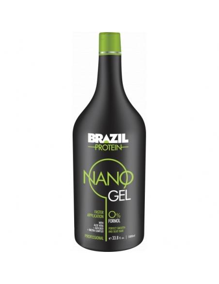 BRAZIL PROTEIN NANO GEL