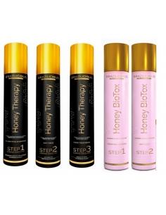 BraziliCious Honey Therapy 3 x 1 l