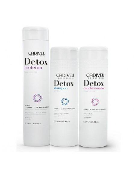 Cadiveu Detox - Kit Home care