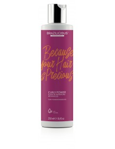 BraziliCious Honey Therapy 3 x 1 l