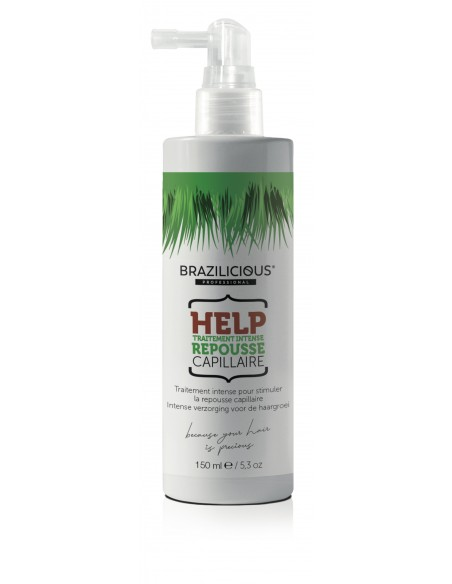BRAZILICIOUS HELP - INTENSIVE HAIR REGROWTH LOTION