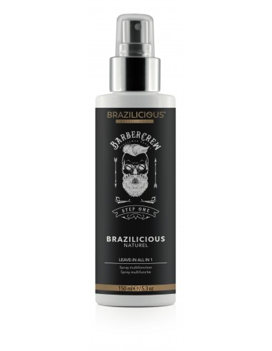 Brazilicious Beard & Hair Shampoo