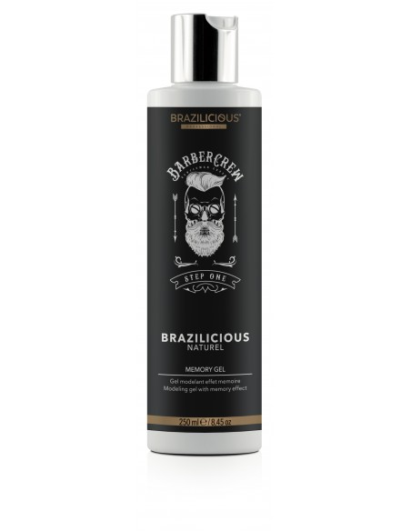 BRAZILICIOUS BARBERCREW – MEMORY GEL