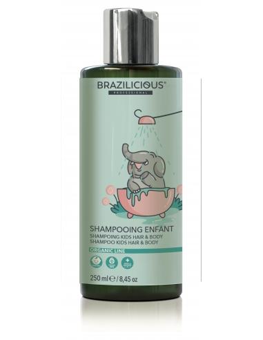 Brazilicious Beard & Hair Shampoo