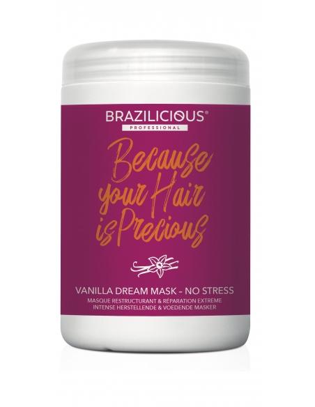BRAZILICIOUS VANILLA DREAM MASK