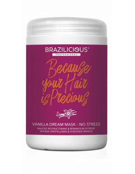 BRAZILICIOUS VANILLA DREAM MASK