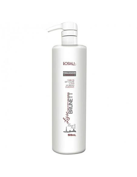 SORALI Liss brunett 500 ml - Kit Paris