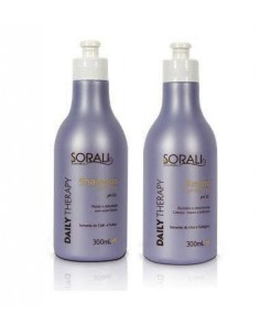 SORALI NO FRIZZ THERAPY LISS