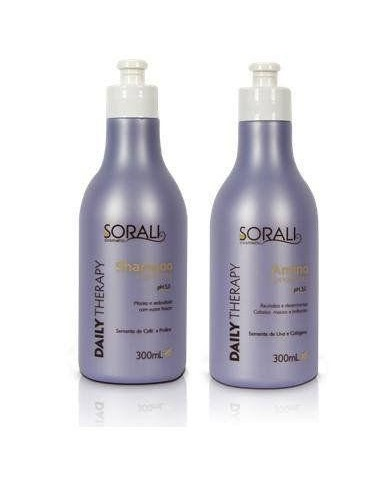 SORALI NO FRIZZ THERAPY LISS - Protéine