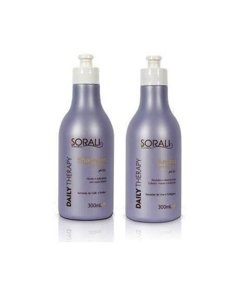 SORALI Kit Daily Therapy