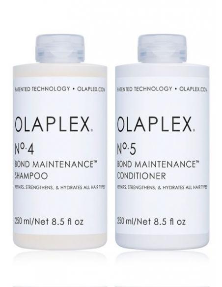 Olaplex bond maintenance duo