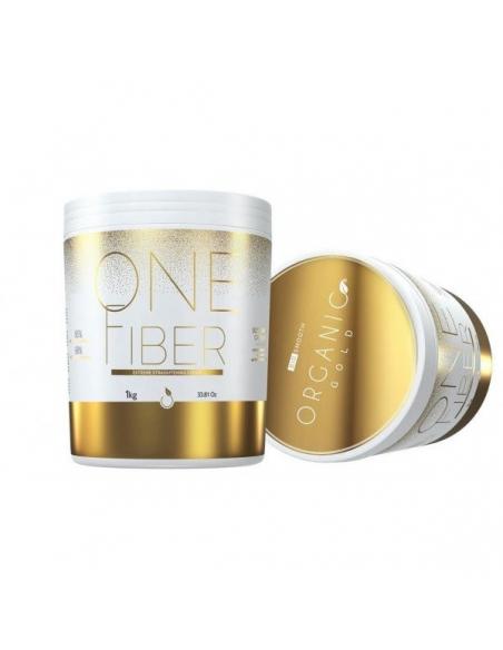 Organic gold one fiber