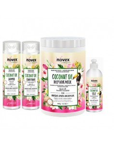 Novex coconut oil