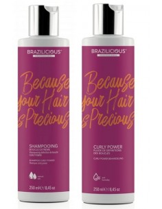 BraziliCious KIT CURLY POWER