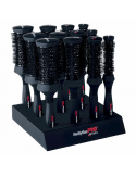 BABYLISS BABDDSPE DISPLAY WITH 12 BRUSHES