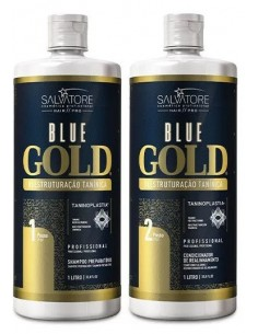 Salvatore Blue gold