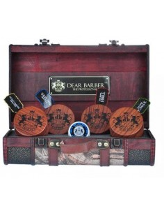 Dear Barber Vintage Suitcase