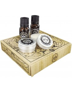 DEAR BARBER SET MINI GROOMING COLLECTION