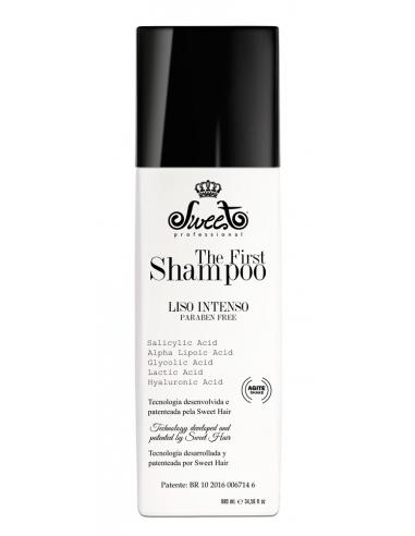 Sweet - 1er shampoing lissant