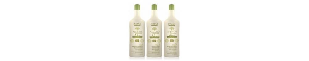 keratine behandeling inoar argan oil