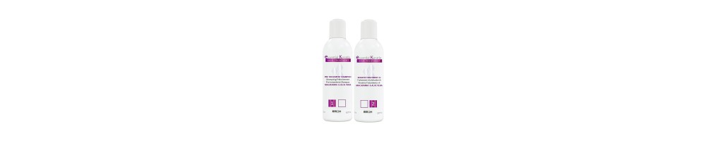 Essential keratin - Kit 150 ml